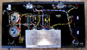 MAGIC EYE STEREO FIVE tube power amplifie