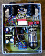 ZERO III. Bass Tube Overdrive.