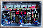 VINTAGE BLUIES. Tube overdrive + delay + boost