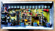 DIESEL DE LUXE preamp with delay and reverb