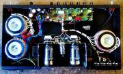 AGARES AMP 50W 1U 7-EQ